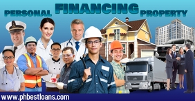 Financing - loan Facebook Shared Image template