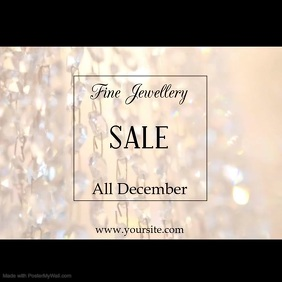 Fine jewellery video ad