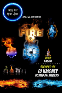 Fire And Ice theme Party
