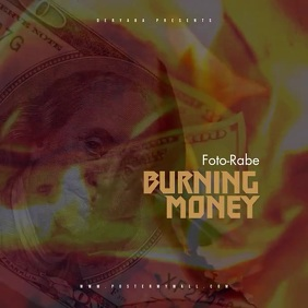Fire Burning Money Mixtape Video Cover