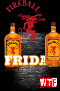 FIREBALL FRIDAY DRINK SPECIAL
