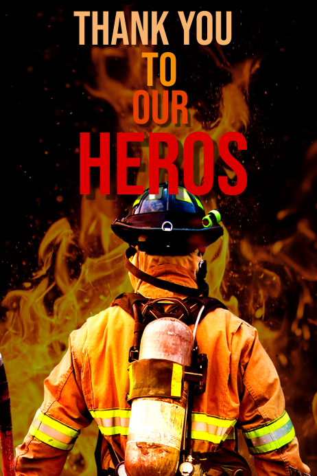 Firefighter Charity Event
