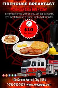 Firehouse Breakfast Event Twmplate