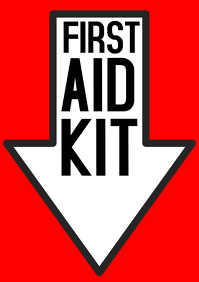 First AID Kit arrow down