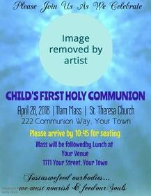 First Communion Video