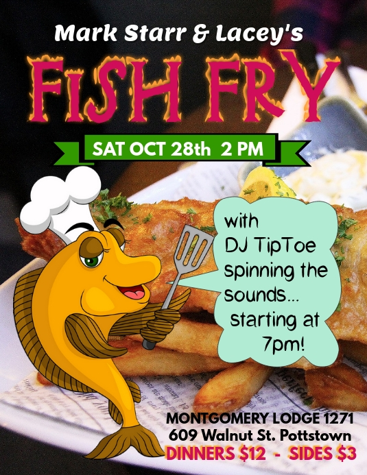 Fish Fry Event