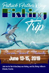Fishing Trip Template