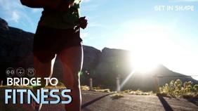 Fitness Branding Video Template