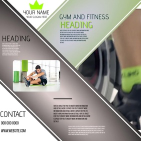 FITNESS BUSINESS COMPANY CORPORATE EVENT AD