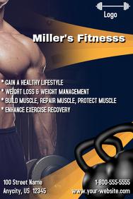 Fitness Center Template