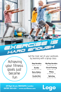 Fitness Club Template