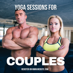 Fitness Couple Instagram