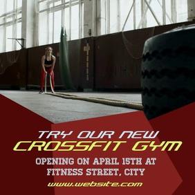 Fitness crossfit