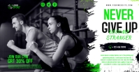 Fitness cover template