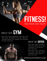 2 030 customizable design templates for fitness postermywall