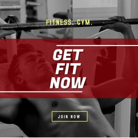 Fitness Gym Video Ad