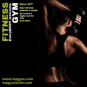 fitness insta