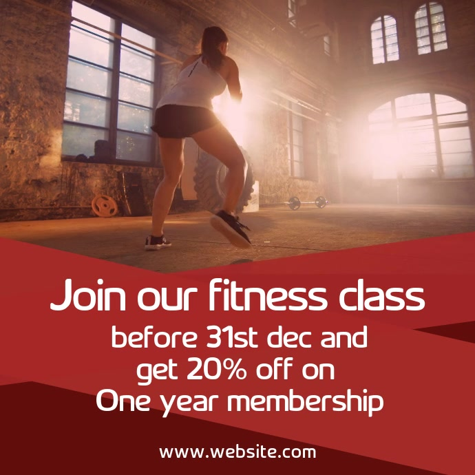 Fitness offers