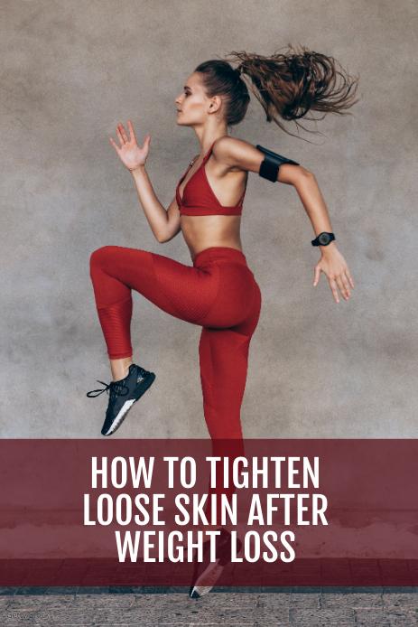 Fitness pinterest template