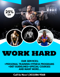 Perfect Fitness Flyer Template