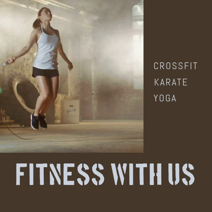 fitness template