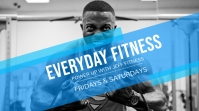 Fitness Trainer Youtube Channel Art