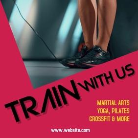 Fitness Training Instagram