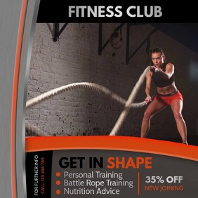 Fitness Video, Gym Video, Workout Video