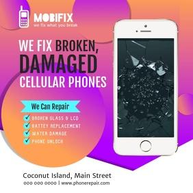 Fix Mobile Square Video