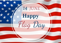 Flag day5 A4 template