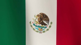 Flag of Mexico Video Template