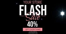 FLASH SALE AD SOCIAL MEDIA VIDEO