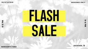 Flash Sale Video Template
