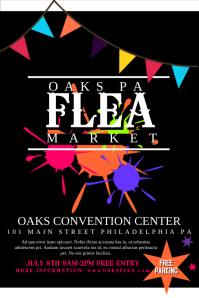 Customizable Design Templates For Flea Market Postermywall