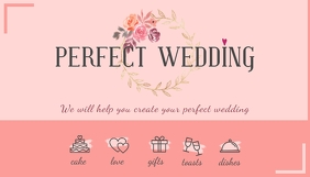 Floral Pastel Wedding Guide Blog Header