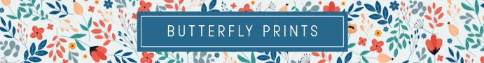Floral Retail Etsy Banner Etsy-banner template