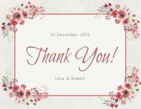 440 Customizable Design Templates For Thank You Postermywall