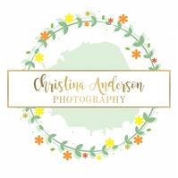 Floral Wreath Company Logo 徽标 template