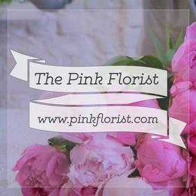 Florist Advertisement Instagram