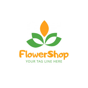 Florist Brand Logo