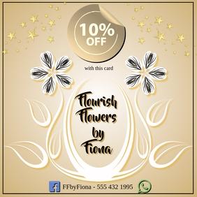 Florist Logo discount