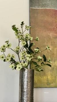 Flower Arrangement História do Instagram template