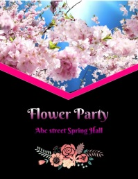 Flower Party