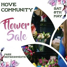 Flower Sale Festival Video Promo Template