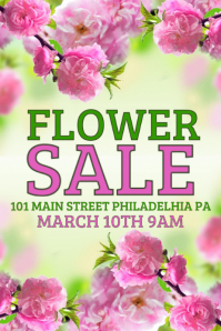 1 470 customizable design templates for flower shop postermywall