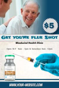 Flue shot