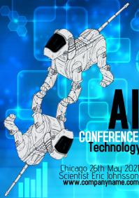 flyer conference AItechnology