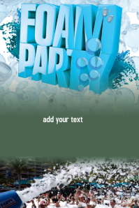 Foam Party Two