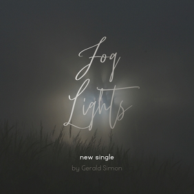 Fog Lights Ambient Atmospheric Music CD Cover
