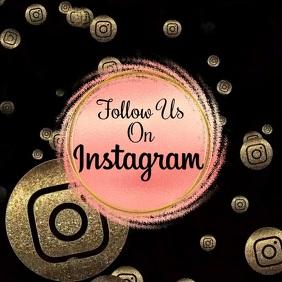 Follow Us Instagram Video Template